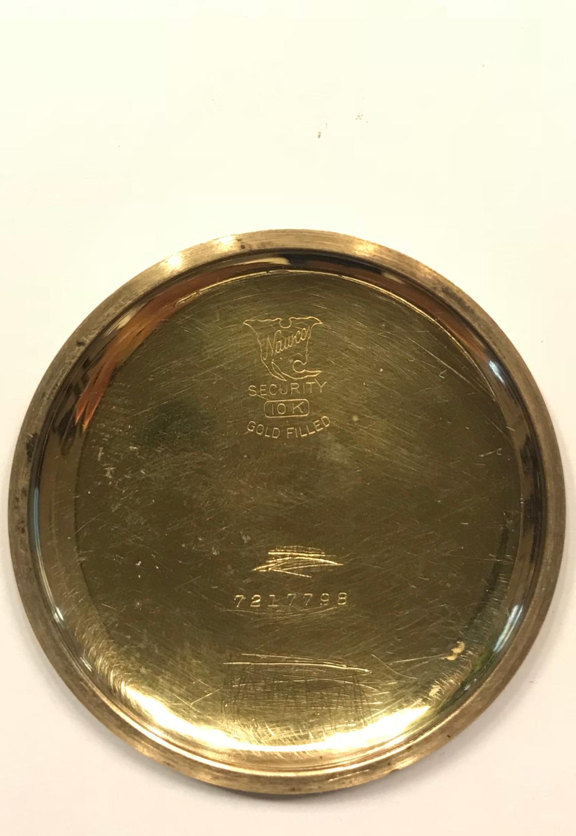 a64e45e59 DATACIÓN HISTÓRICA. Siglo XX, circa 1918. PAÍS EEUU, Springfield.  DESCRIPCIÓN. Reloj de bolsillo de la marca ILLINOIS WATCH Co. ...